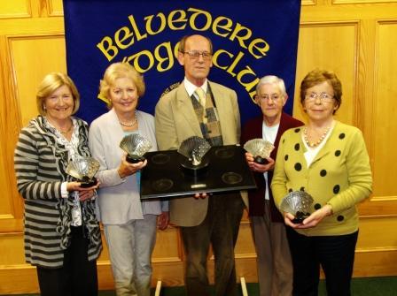 Lough Owel Trophy Winners